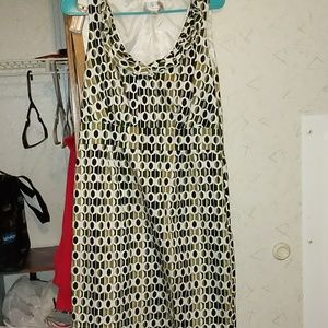 Julian Taylor sleeveless dress